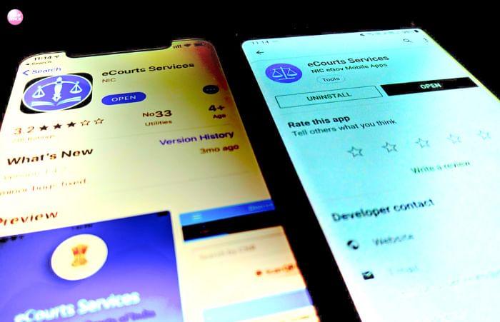 eCourts Services App wins Digital India Platinum Award