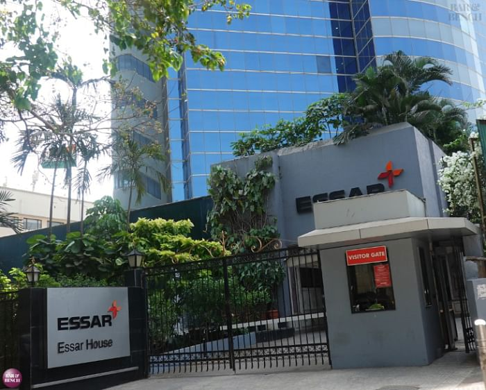 Essar Group headquarters in Mumbai