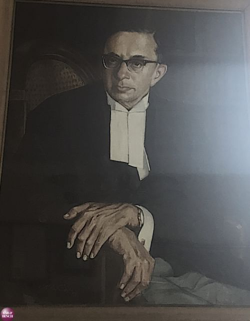 Justice KT Desai