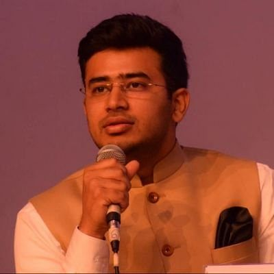 BJP chooses lawyer Tejasvi Surya as candidate for Bangalore South constituency
