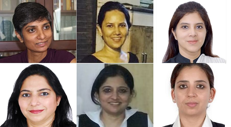 Six women lawyers designated Senior Advocates by Supreme Court, 14 women Senior Advocates till date