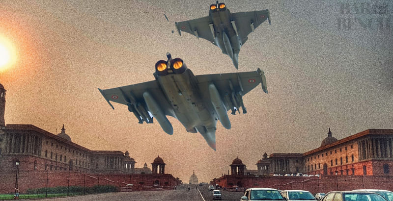 Rafale: Court cannot base its decisions on Media Reports, Central govt to Supreme Court