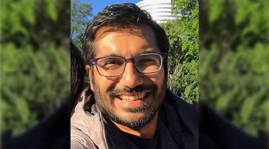 HumLab Founder Sachin Malhan
