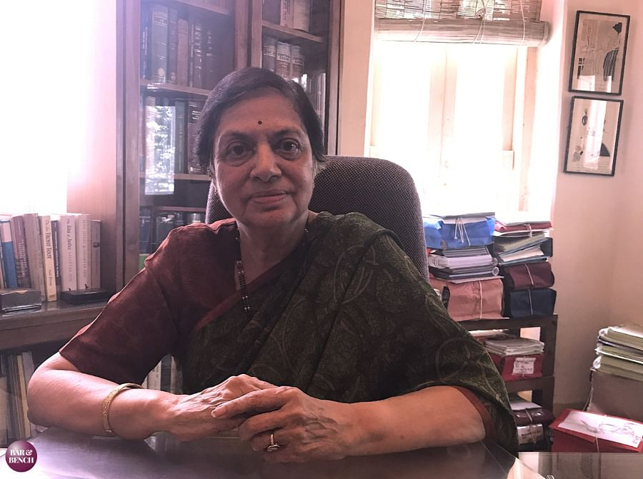 Meet the second Woman Judge of the Supreme Court, Justice Sujata Manohar
