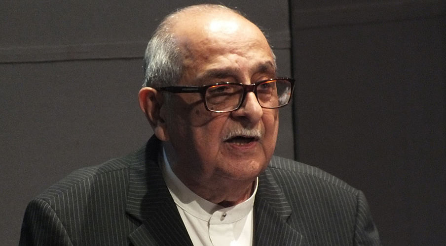 If you don't address them as 'Your Lordships', you will not be elevated, This sort of inflated ego exists: Fali Nariman