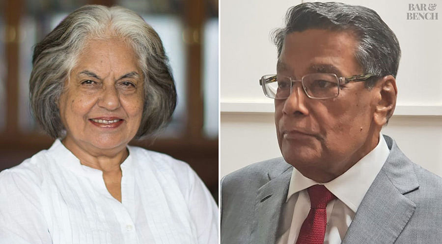 I am a person in my own right, not 'wife of someone': How Indira Jaising responded to AG KK Venugopal