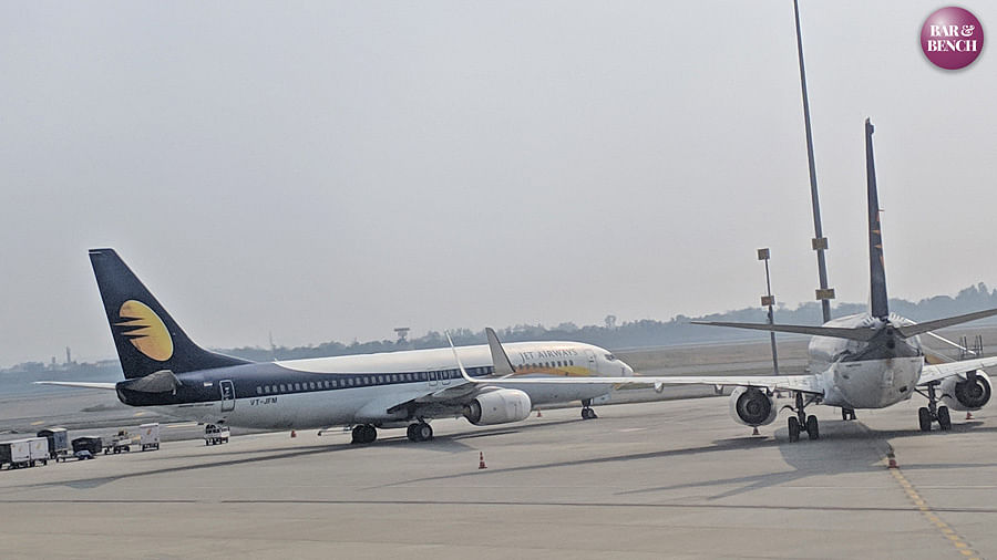 Delhi HC issues notice to Jet Airways in plea seeking full refund of airfare to passengers