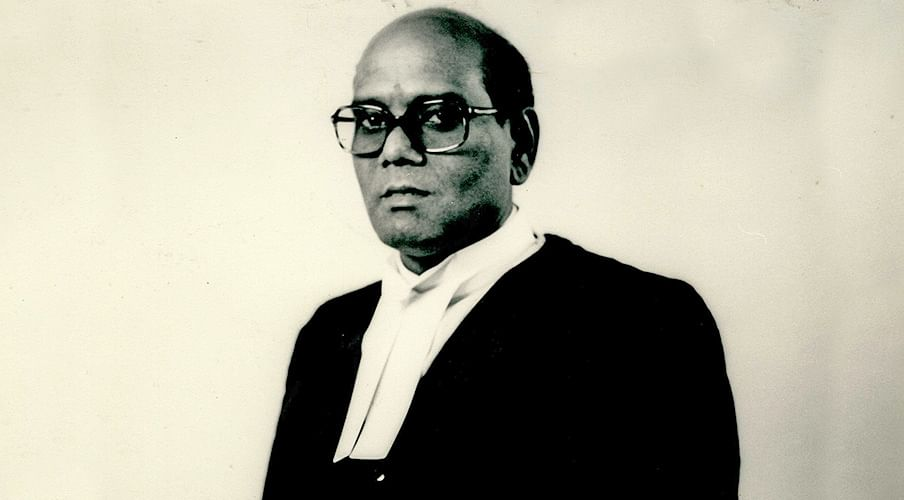 Former Supreme Court judge, Justice K Ramaswamy no more