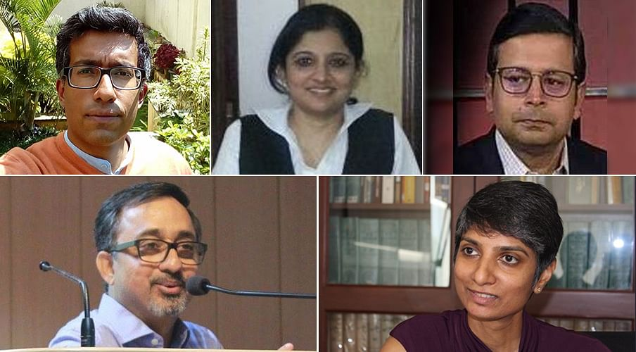 Five NLSIU grads among those designated Senior Advocates by Supreme Court