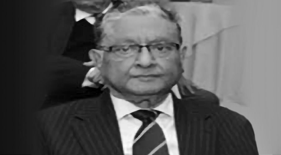 Former Solicitor General of India, Dipankar Prasad Gupta passes away