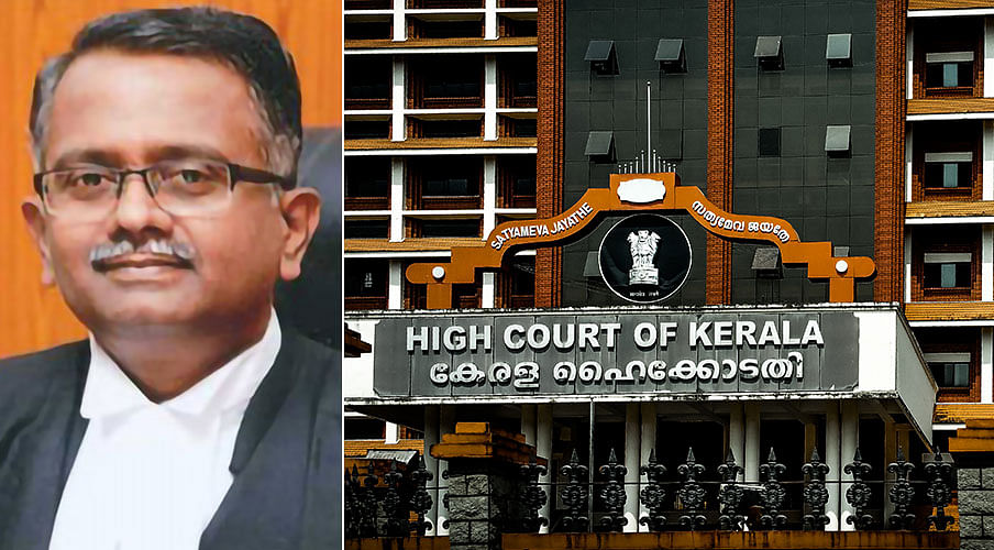 Justice SV Bhatti transferred from Andhra Pradesh to Kerala High Court [Read Notification]