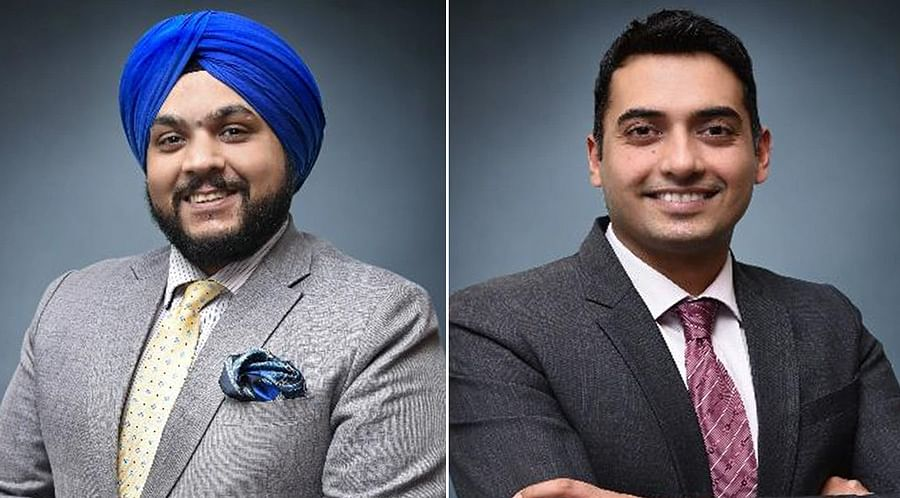HSA Advocates promotes Rahul Talwar and Shreshth Sharma as Partners