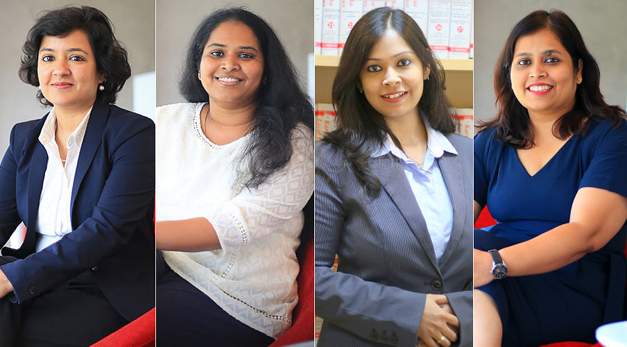 IndusLaw promotes four of its women lawyers to partnership