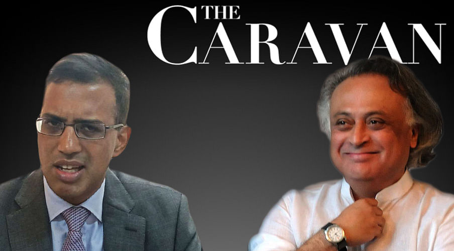 The Caravan Editor in Chief, Paresh Nath and journalist Kaushal Shroff granted bail in Vivek Doval criminal defamation case