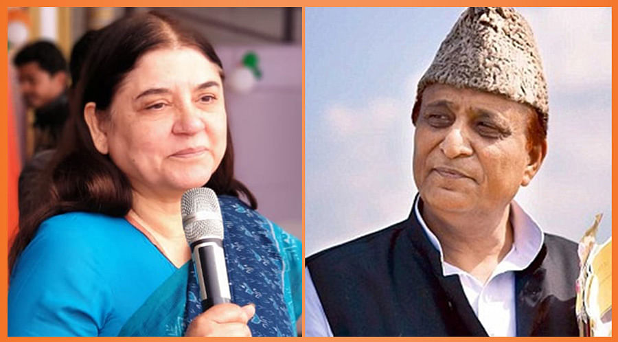 Maneka Gandhi, Azam Khan face temporary ban on campaign work for Model Code of Conduct violations