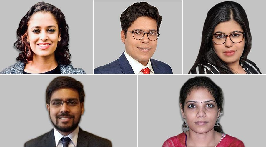 Promotions: P&A Law Offices makes 5 Principal Associates