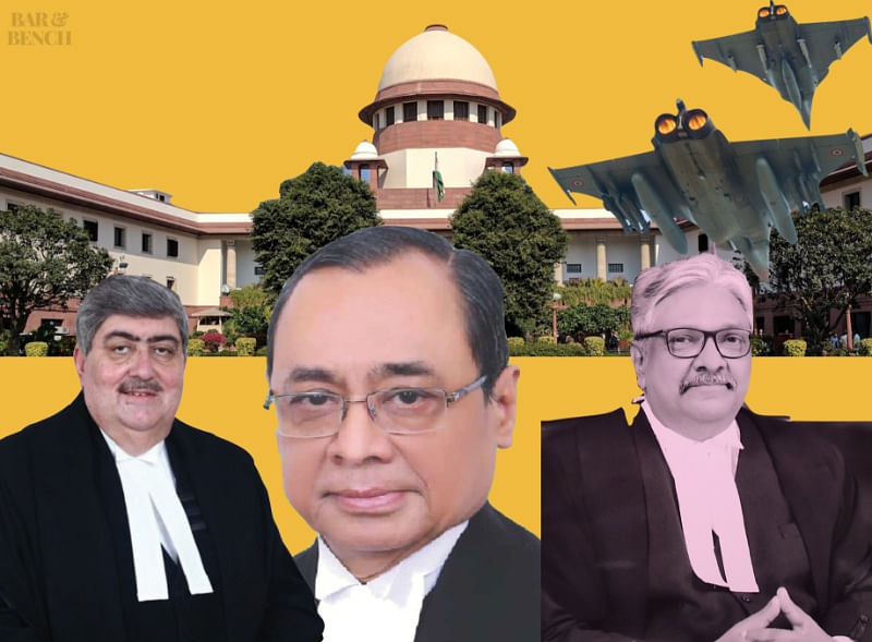 Breaking: Rafale review petitions will be heard on merits, Centre's objections on admissibilty of documents dismissed by SC