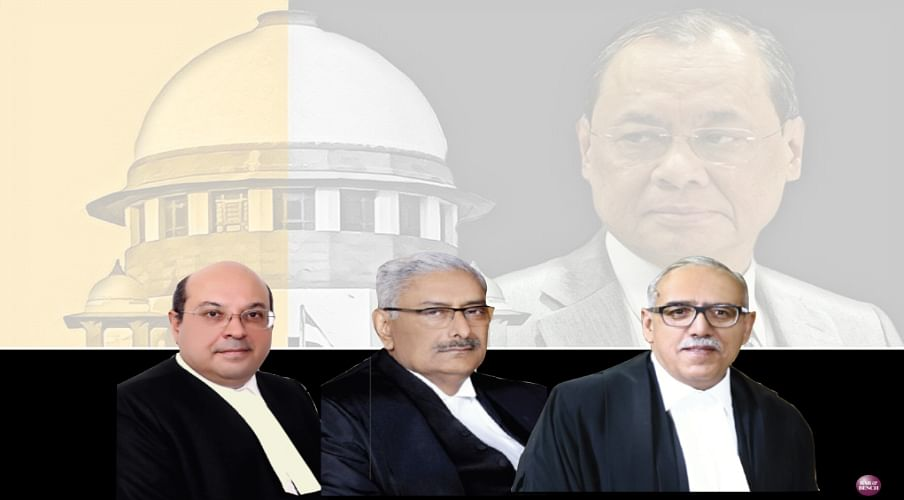 Breaking: Supreme Court calls CBI Director, Police Commissioner, IB Chief for in chamber meeting, contents of Utsav Bains affidavit very serious