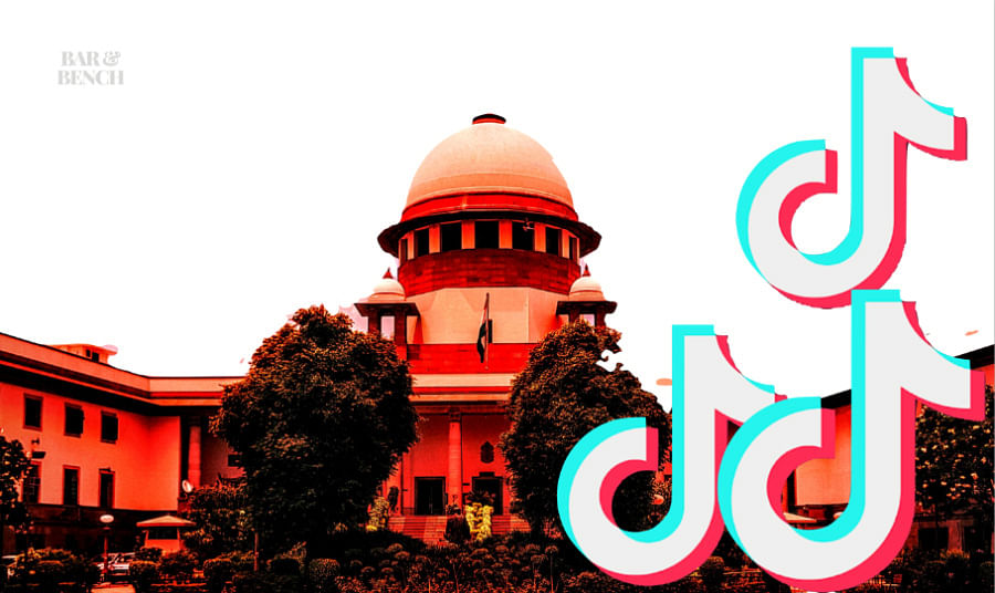 Breaking: Madras HC order calling for ban on Tik Tok challenged in Supreme Court
