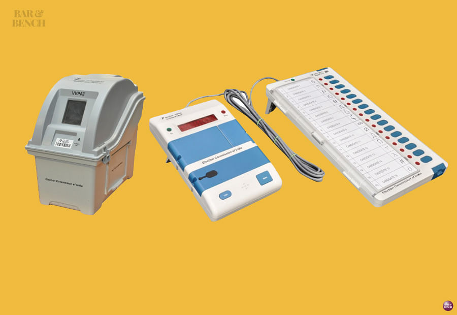 VVPAT Paper Trail Verification: Supreme Court orders it to be raised from 1 to 5 EVM