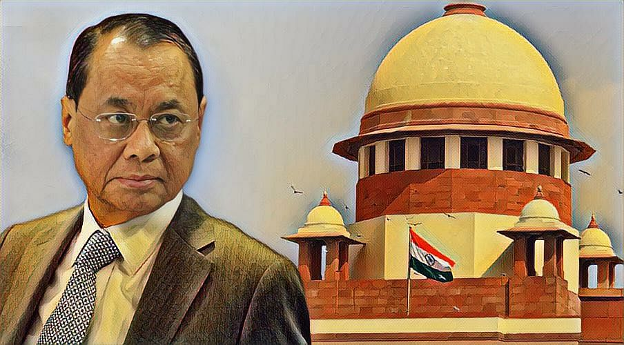 SC issues notice to Utsav Bains in suo motu case on Sexual Harassment allegations against CJI Ranjan Gogoi