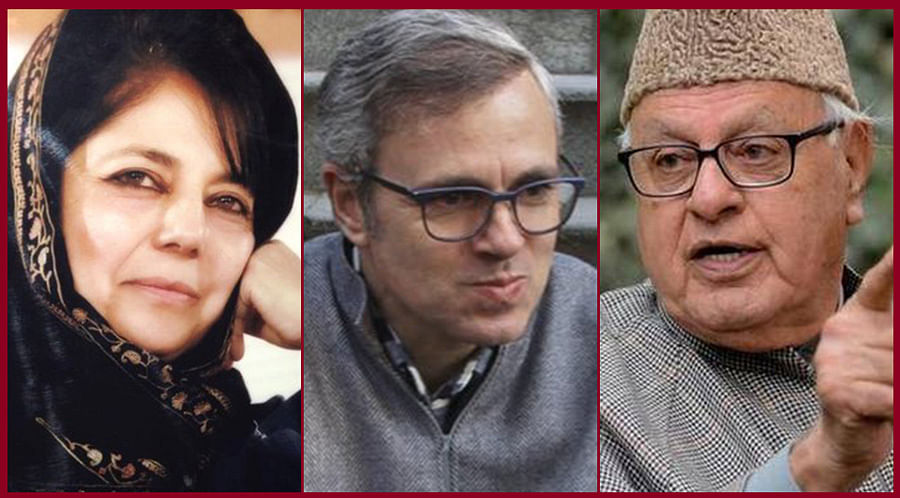 Delhi HC declines to entertain plea to bar Mehbooba Mufti, Farooq Abdullah and Omar Abdullah from contesting elections