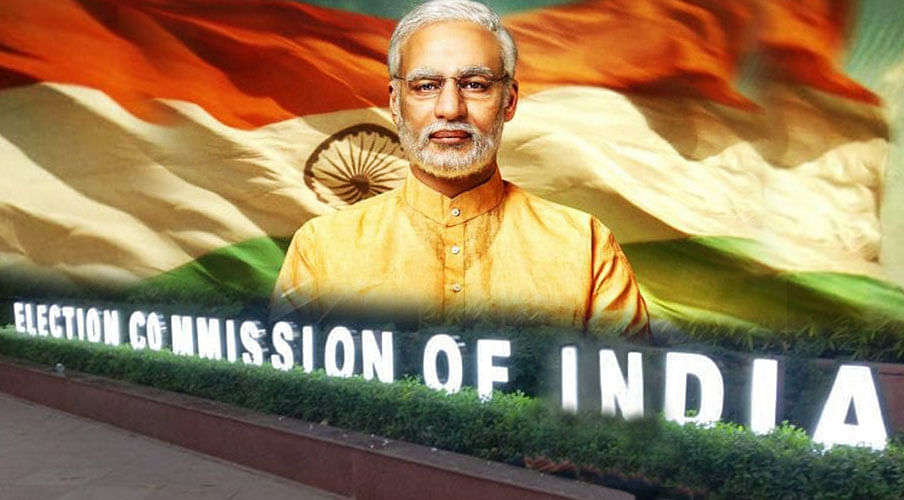 Election Commission of India bans broadcast of Modi Biopic during Election season [Read Order]