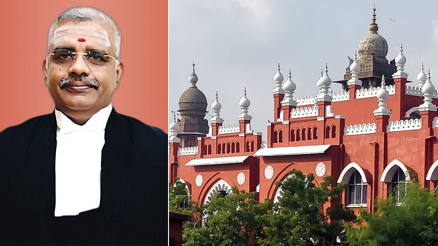 "Their Lordships are ""also Humans"", writes Justice Anand Venkatesh"