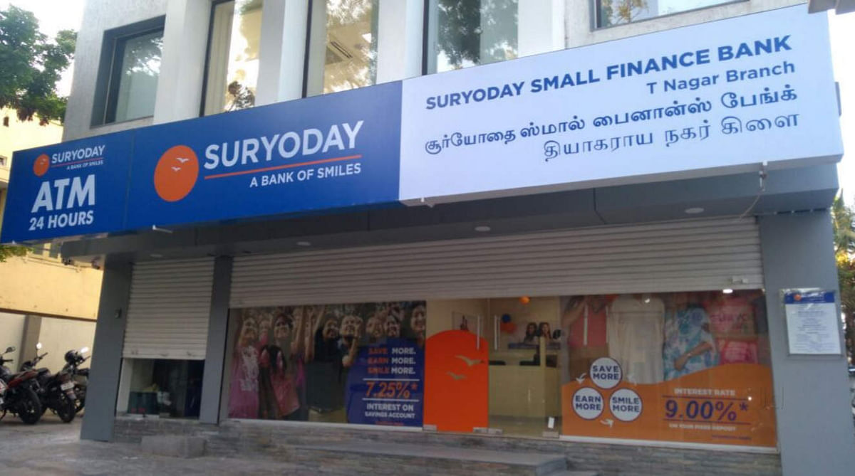 JSA, Trilegal, DSK, K Law, Jerome act on Suryoday Small Finance Bank ₹248 crore fund raise