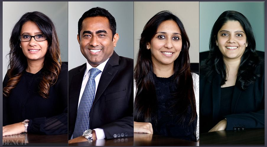 Parinam Law Associates makes 2 Equity Partners and 2 Partners
