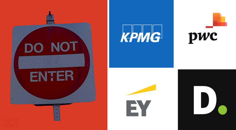 Exclusive: Bar Council of Delhi bars the Big Four-KPMG, PwC, EY and Deloitte from practicing law
