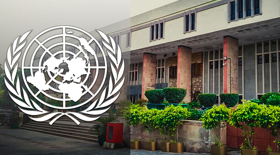 United Nations Organization not State under Article 12, not amenable to Article 226 jurisdiction, Delhi HC