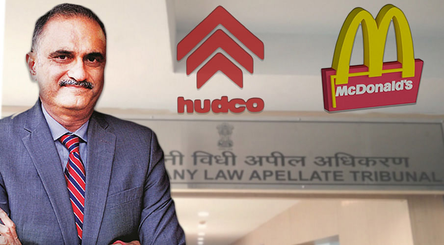 NCLAT directs McDonald's India, Vikram Bakshi to put settlement agreement on hold