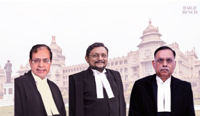 Justices AK Sikri, SA Bobde, Ashok Bhushan (from Left to Right)