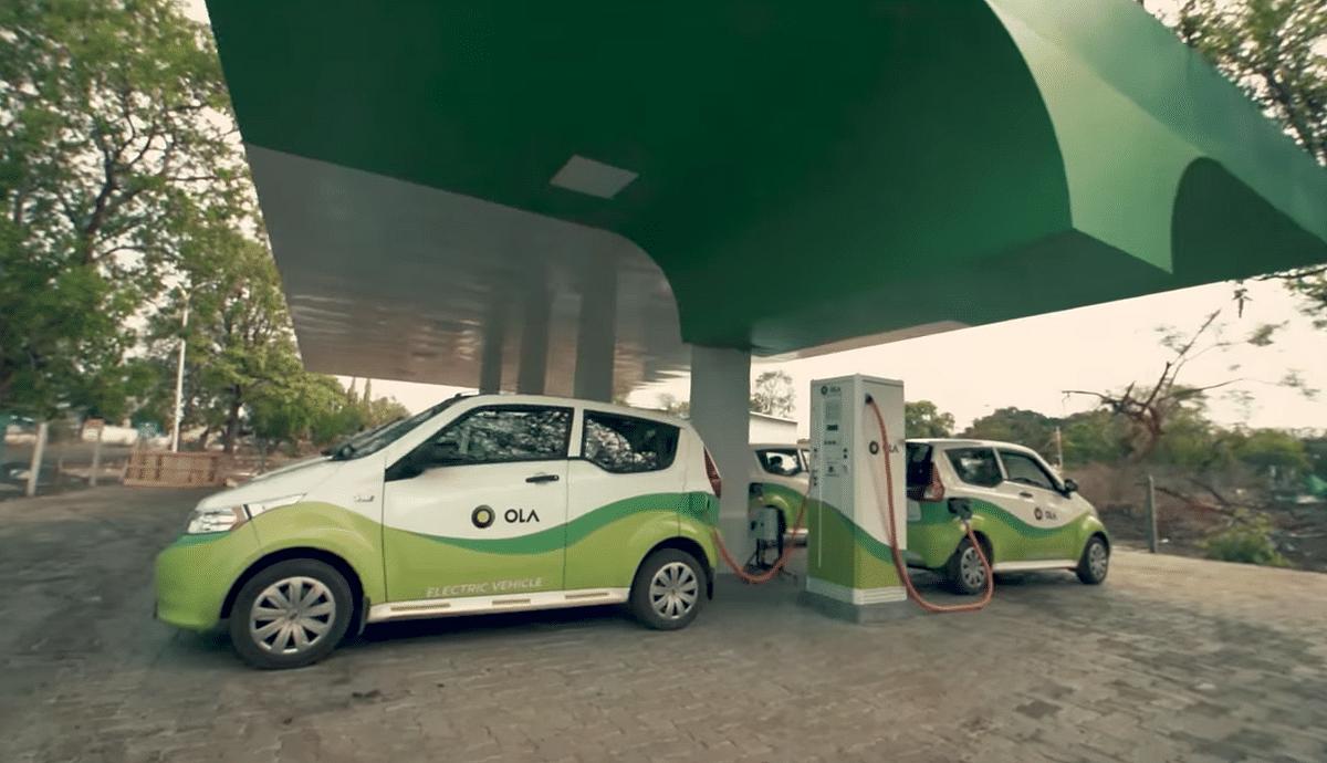 Khaitan leads on Ratan Tata investment in Ola Electric