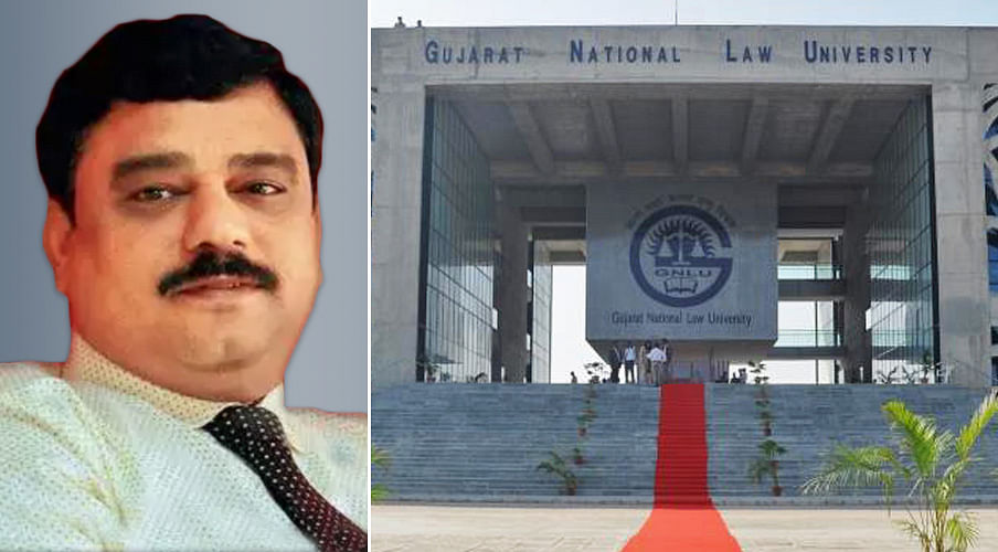 Prof Dr S Shantha Kumar appointed the Director of GNLU