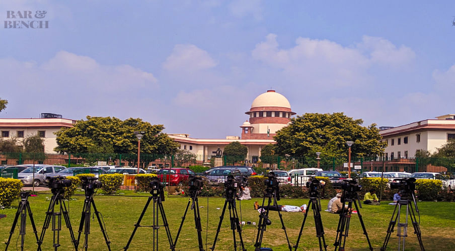 Supreme Court agrees to hear application for Live Streaming of Article 370 proceedings