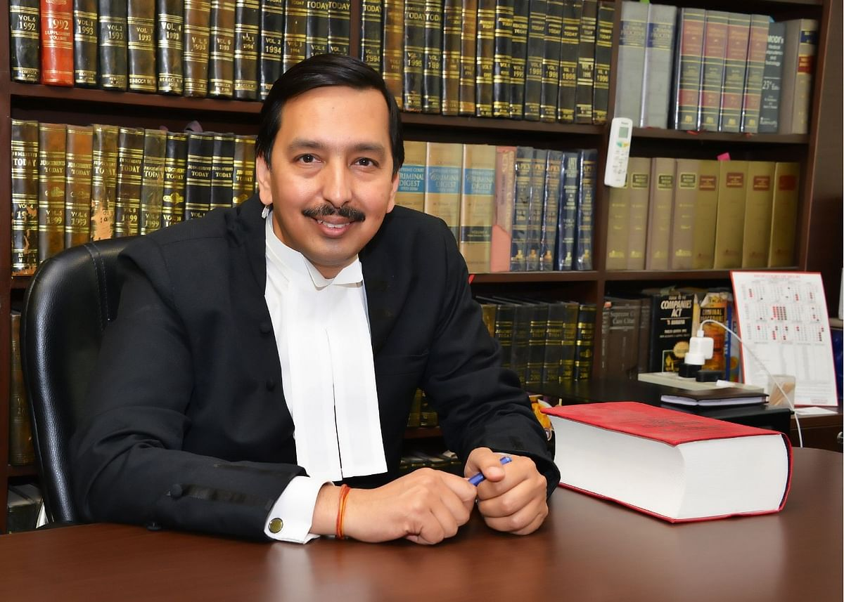 Delhi High Court Bar Association elects Sr Adv Mohit Mathur as President