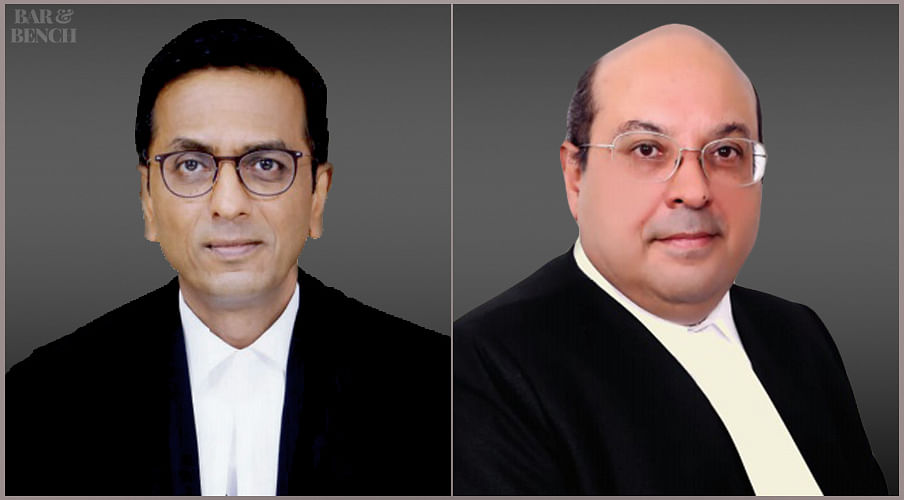Justices Chandrachud and Nariman, who dissented in the reference order