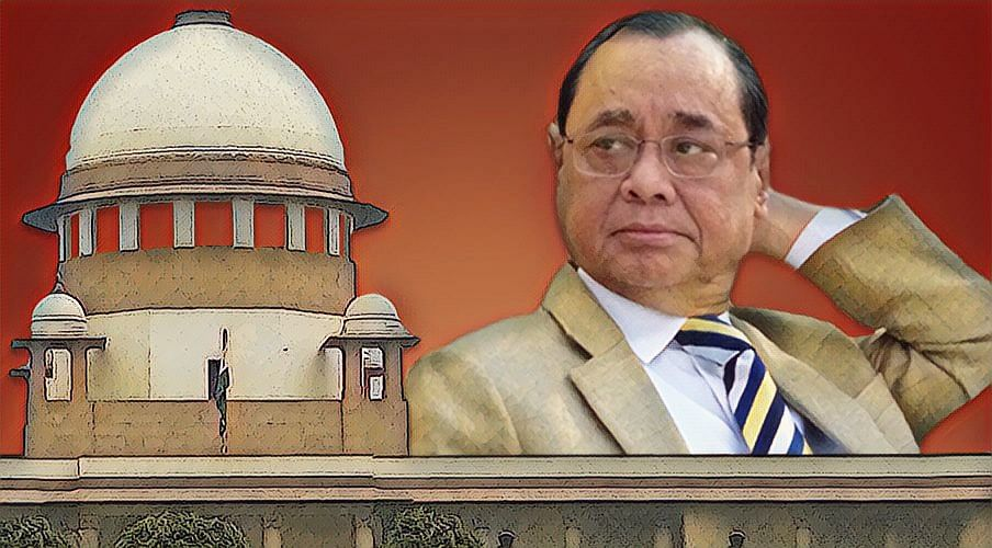 Gauhati HC offers services of Private Secretary, Car, Peon to CJI Ranjan Gogoi after retirement