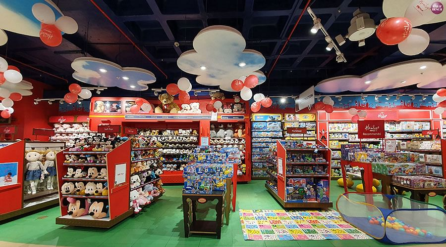 Khaitan, Slaughter act on Reliance acquisition of Hamleys for 620 crore
