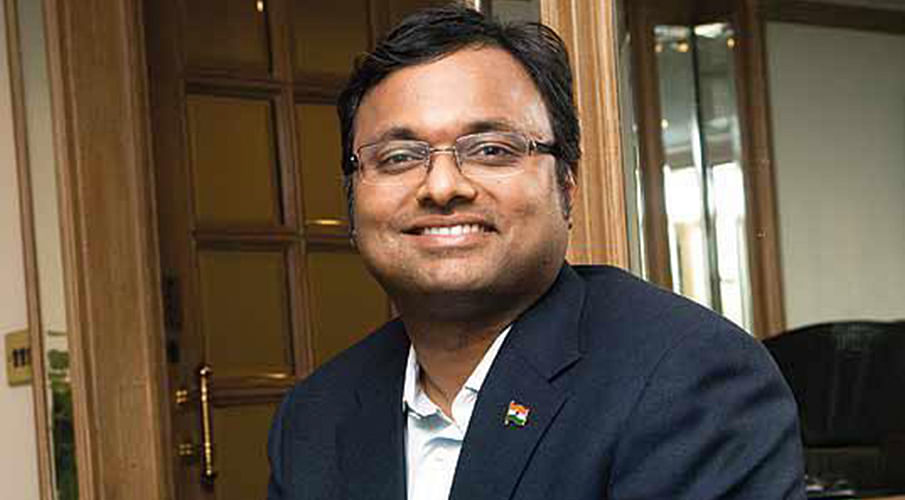 Supreme Court directs for refund of security money to Karti Chidambaram