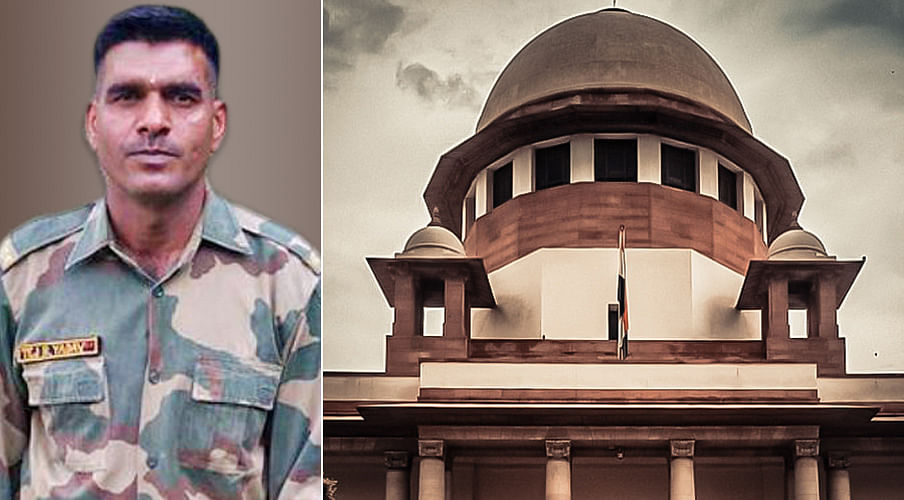 Supreme Court dismisses petition by Tej Bahadur Yadav against rejection of nomination