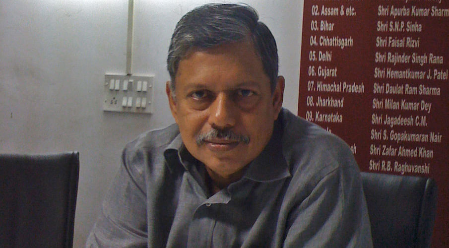 Ashok Parija appointed Advocate General for Odisha