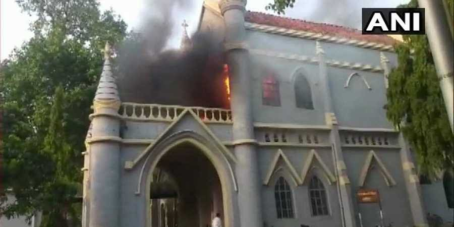Fire breaks out at Jabalpur Bench of Madhya Pradesh High Court, no casualties reported