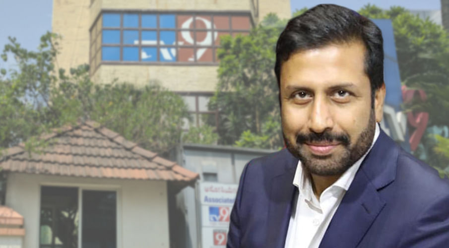 Former TV9 CEO V Ravi Prakash's anticipatory bail to be decided by Telangana High Court: SC