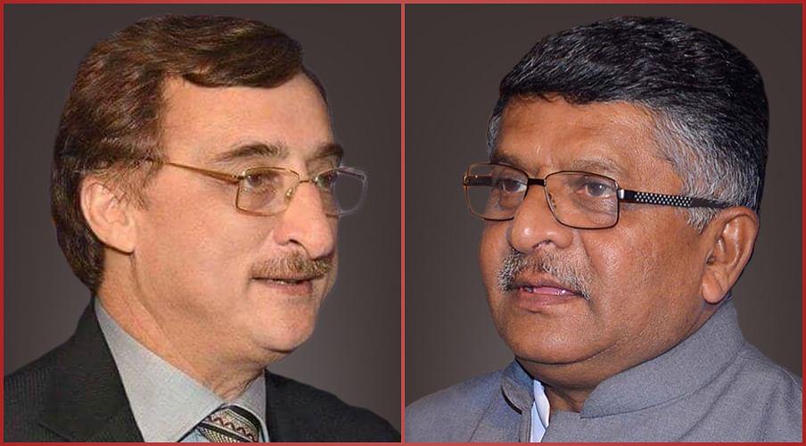 Justice Akil Kureshi: Law Ministry acting like an errant postman, writes Senior Advocate Vivek Tankha