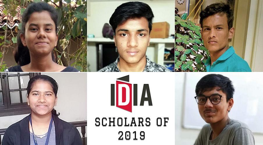 Nine IDIA Scholars make it to NLUs; help them achieve their dream