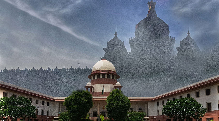 Karnataka Crisis: Two MLAs approach Supreme Court seeking floor testTwo Karnataka MLAs approach Supreme Court seeking floor test