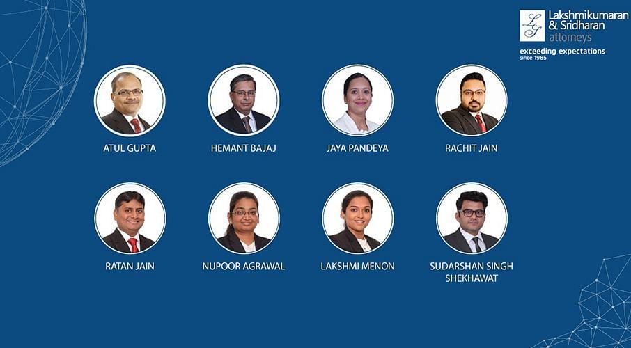 Lakshmikumaran & Sridharan promotes eight lawyers to partnership